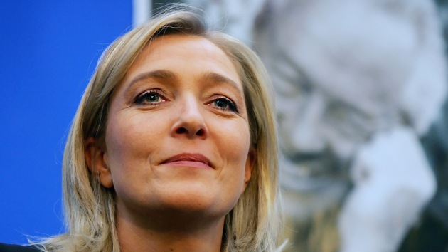 """Le Pen: """"Europa debe tener su opinión y no mirar con los ojos de EE.UU."""""""