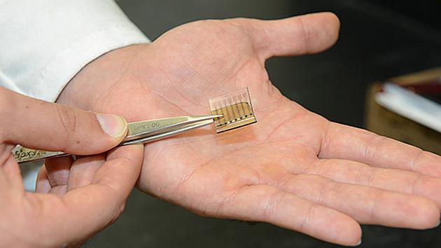 Criar um painel solar flexível de carbono só