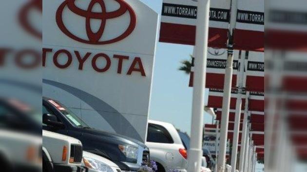 Toyota, a toda máquina tras el terremoto de marzo