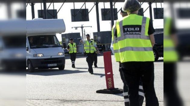 La Europa sin fronteras se difumina entre los 'muros' de Dinamarca
