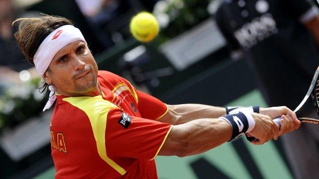 España, finalista de la Copa Davis