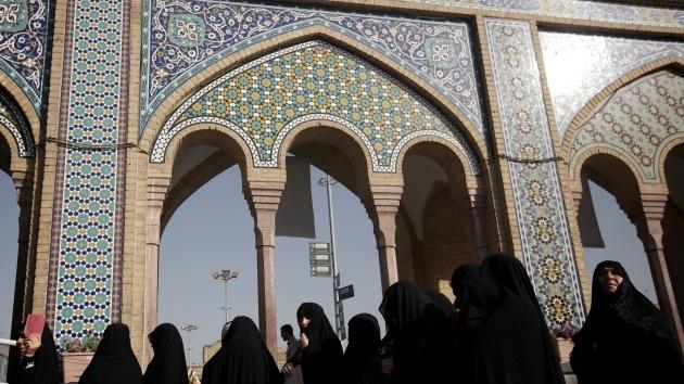 Irán celebra elecciones presidenciales