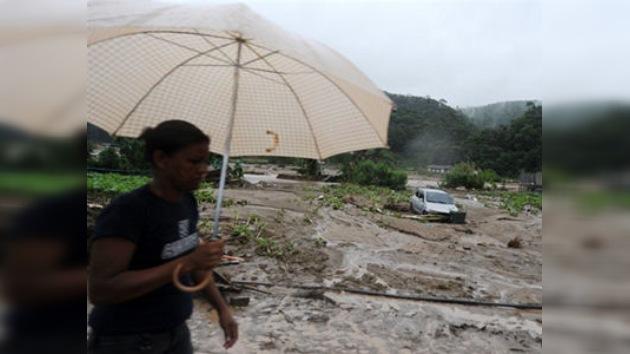 Al menos diez personas han muerto por el fuerte temporal en el sur de Brasil