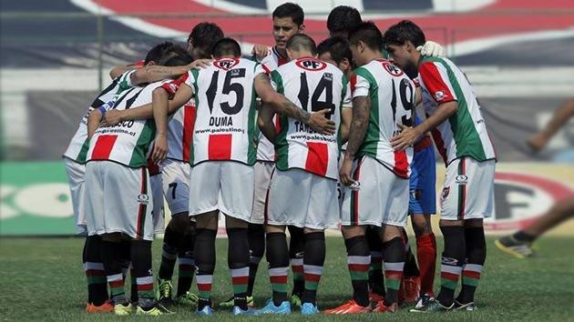 Un club chileno de fútbol indigna a Israel poniendo el mapa de Palestina en su uniforme