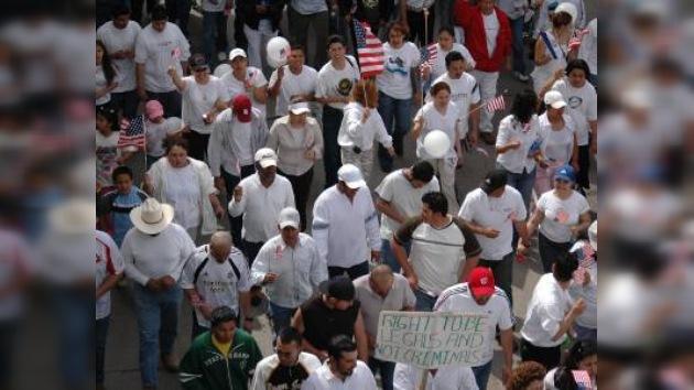 Unos jóvenes marcharán 2.400 kilómetros por los derechos de los inmigrantes