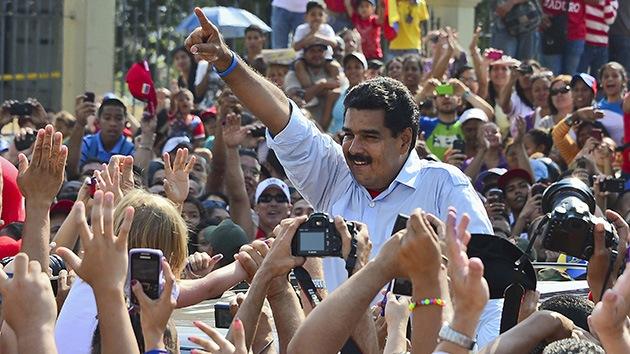 El futuro de Venezuela, según Nicolás Maduro