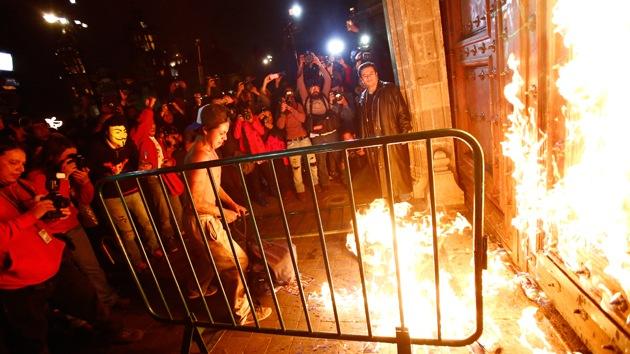 """'Keiser report': """"La situación en México es peor que la de los albores de la Revolución francesa"""""""