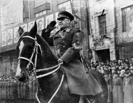 Comandantes militares de la Unión Soviética