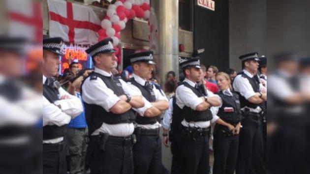 El 'cuerpo' de policía... cuanto más flaco mejor
