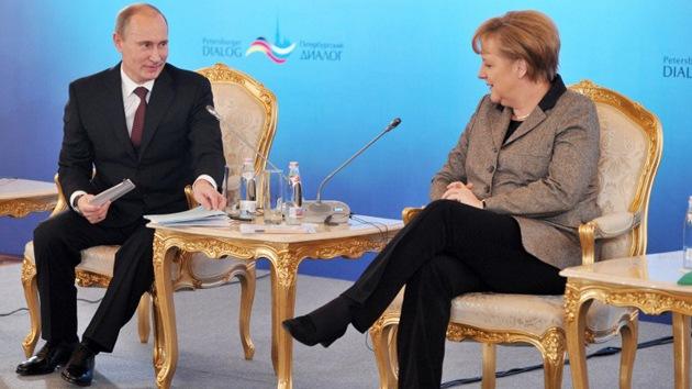 """Putin: """"Rusia no duda de la viabilidad de la UE"""""""