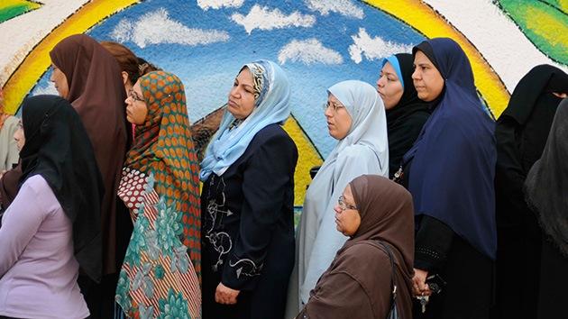 La violacion de los derechos de mujeres cristianas en Egipto no le quita el sueño a EE.UU.