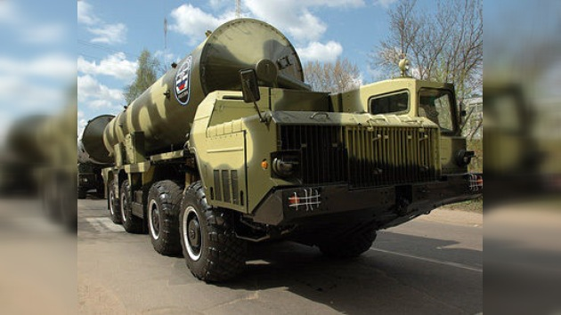 """""""Rusia no quiere una carrera armamentista aunque la están forzando a empezarla"""""""