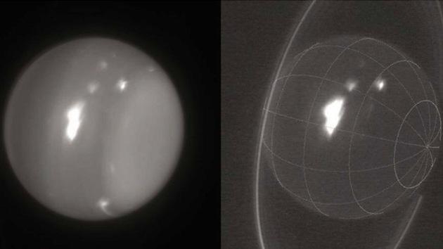 Astrónomos, sorprendidos por increíbles tormentas en Urano