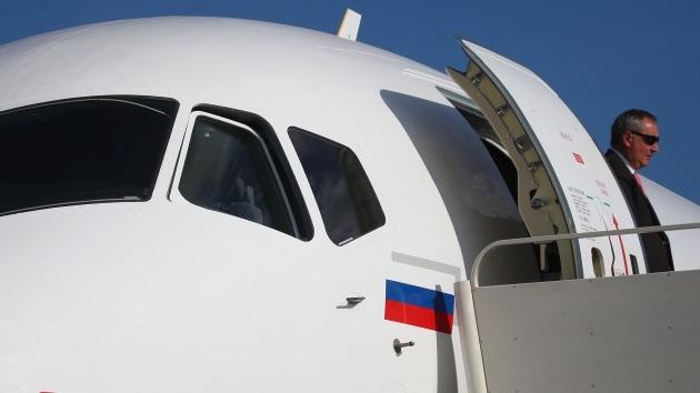 """Ministros y diputados rusos """"atrapados"""" en el aire… ¿por órden de EE.UU.?"""