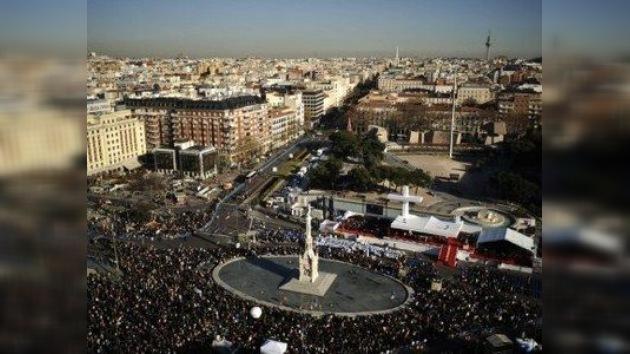 Madrid barre con los servicios públicos