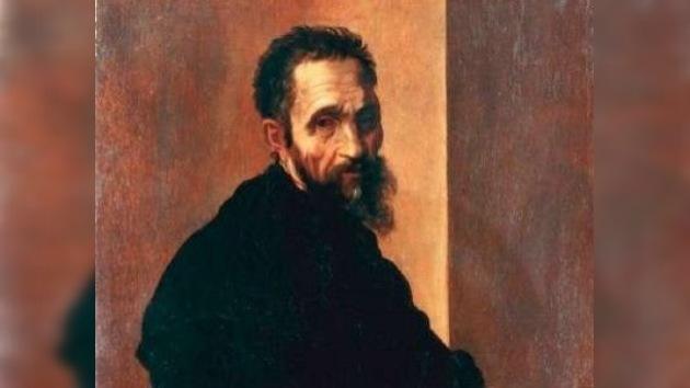Presentada al público una obra casi desconocida de Michelangelo