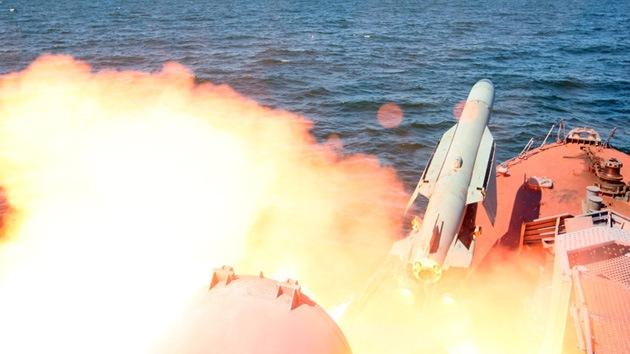Israel se responsabiliza del lanzamiento de los misiles detectados en el Mediterráneo