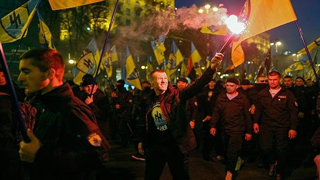 El inquietante paralelismo entre la nueva Ucrania y la vieja Alemania nazi