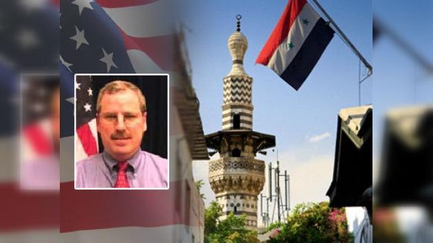Damasco recibe al primer embajador de EE.UU. en 6 años