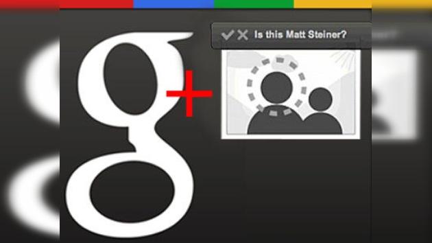Google+ introduce el reconocimiento facial