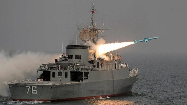 Irán ofrece buques de guerra a países aliados