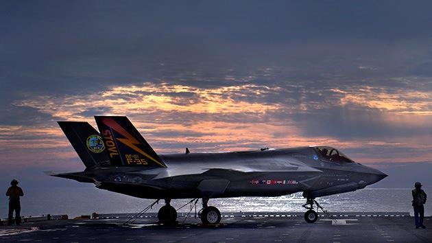 Recetas para rentabilizar el caza de quinta generación F-35B