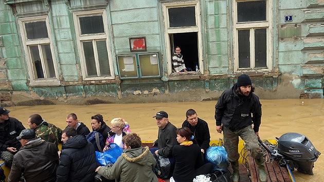 Las devastadoras inundaciones de los Balcanes amenazan con sacar minas a la superficie