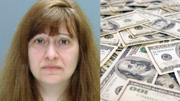 La directora financiera de una diócesis católica hurtó 900.000 dólares