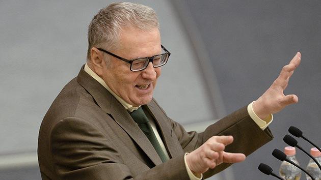 Sexo una vez al trimestre, la propuesta de un diputado ruso