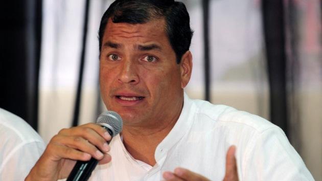 Presidente Correa: Deben converger la CAN y Mercosur hacia Unasur