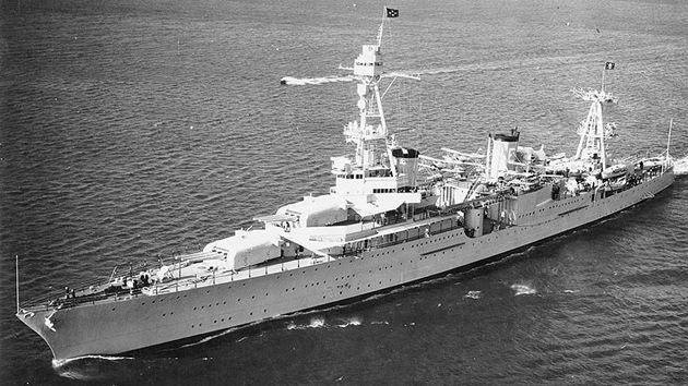 EE.UU. e Indonesia explorarán un buque de la II Guerra Mundial hundido en 1942
