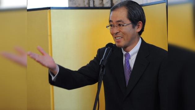 El embajador japonés en Rusia regresa a Moscú