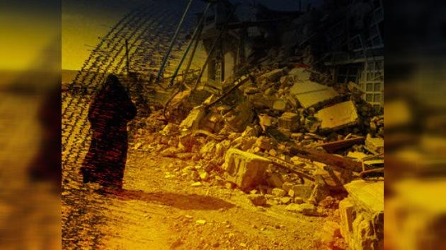 Al menos siete muertos por un sismo de 6,3 grados en Irán