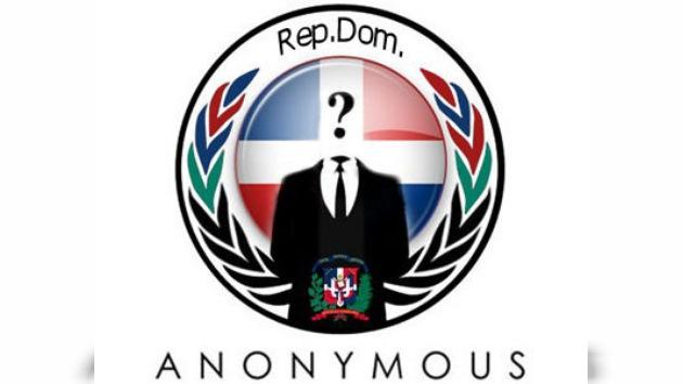 República Dominicana: nuevo blanco de Anonymous