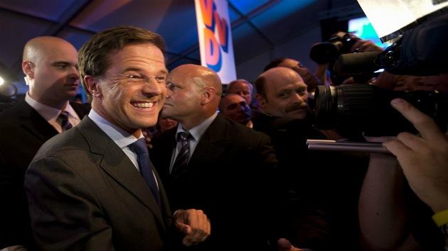 El apoyo a la austeridad europea triunfa en las elecciones de los Países Bajos