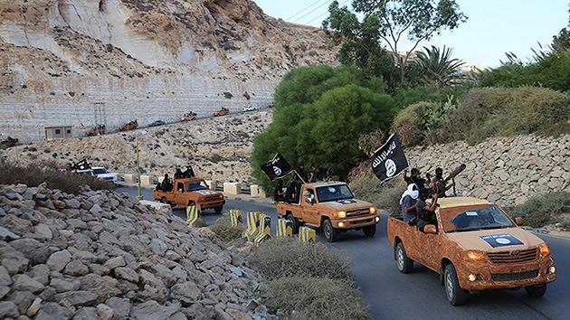 EE.UU.: El Estado Islámico cuenta con campos de entrenamiento en el este de Libia