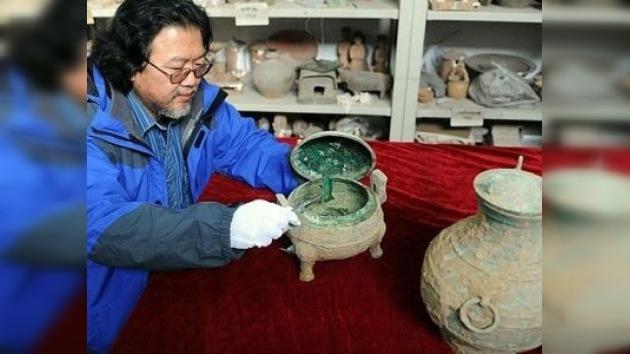 Los mayores hallazgos arqueológicos de 2011