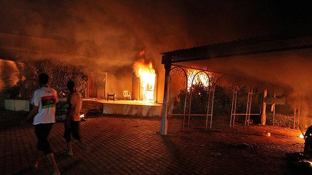 EE.UU. y Libia discrepan sobre el asalto en Bengasi: ¿Caos súbito o plan de Al Qaeda?