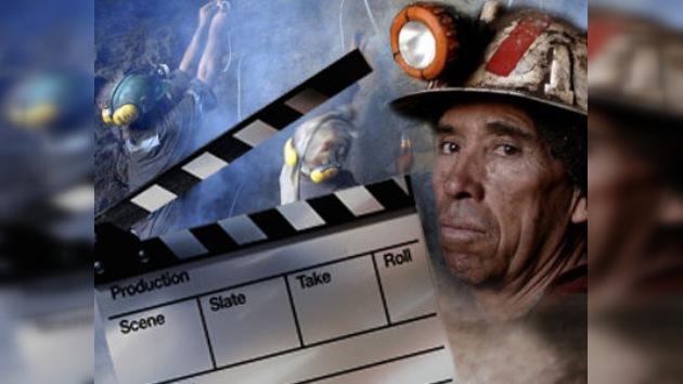 La historia de los mineros chilenos se llevará a la gran pantalla