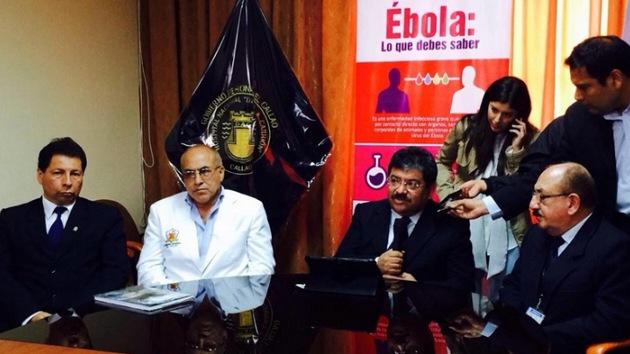 El Ministerio de Salud de Perú descarta el primer caso de ébola en el país