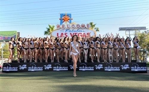 No es fácil ser bella: la dura rutina de las participantes de Miss Universo 2010