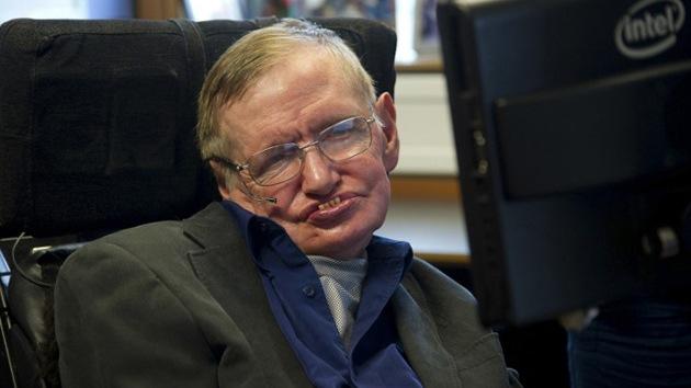 Hawking no murió en 1985 porque su esposa evito que le aplicaran la eutanasia