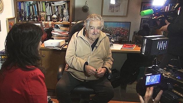 Un día con el presidente José Mujica
