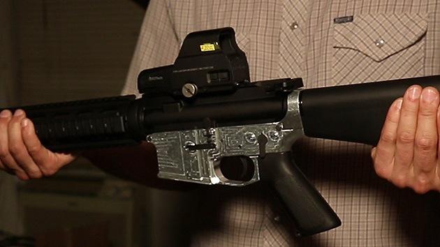 Video: La máquina casera para hacer rifles dispara sus ventas por internet