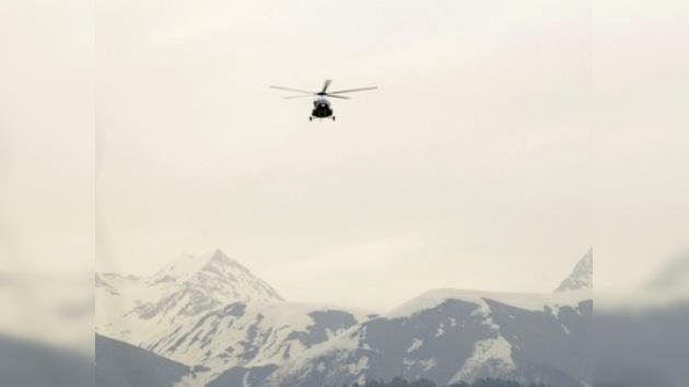 Diez personas mueren en el siniestro de un helicóptero en Kamchatka
