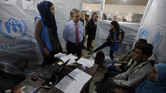La ONU retira a la mitad de su personal de Siria
