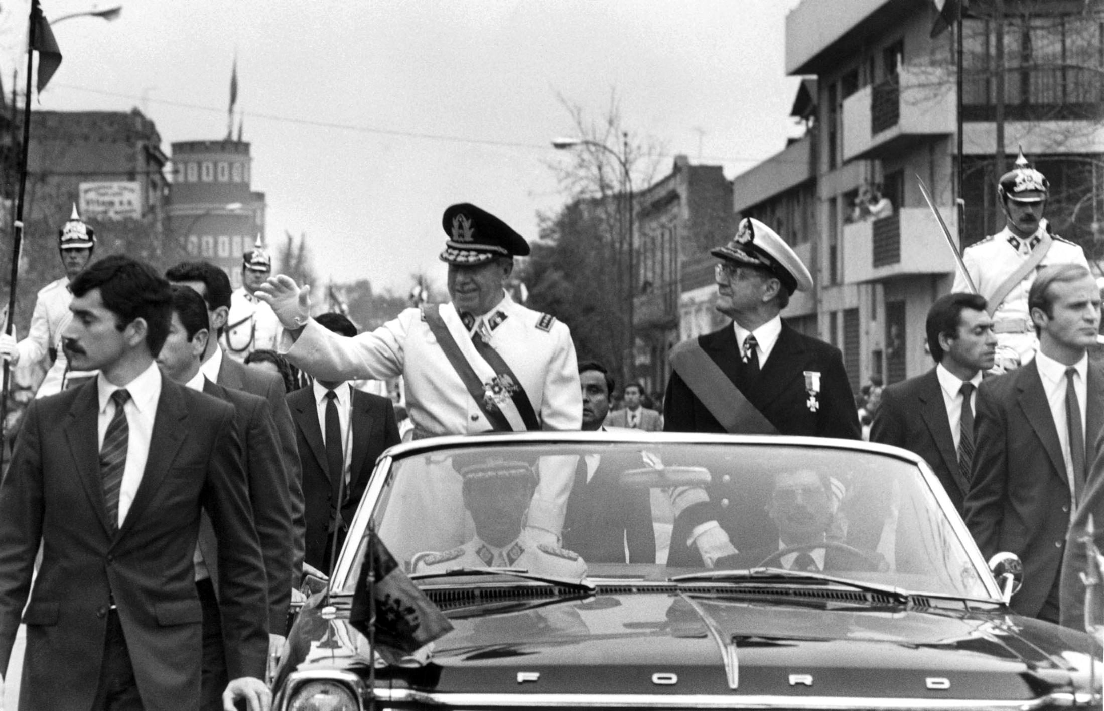 Pinochet e o Liberalismo: liberdade econômica e política no Chile | Davi Lyra Leite