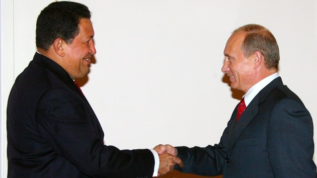 """Putin: """"Chávez fue un hombre excepcional, ferviente defensor de su patria"""""""