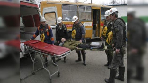 Nueve muertos en un accidente en una mina en los Urales