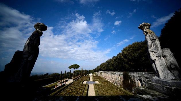 Fotos: La nueva residencia de Benedicto XVI